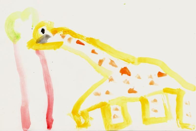 Giraffe.24 April 2013